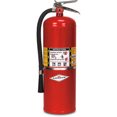 Amerex 10 lb Dry Chemical Fire Extinguisher, B-456, B456