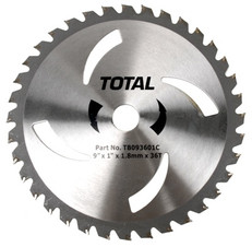 Total Carbide Brushcutter Blades