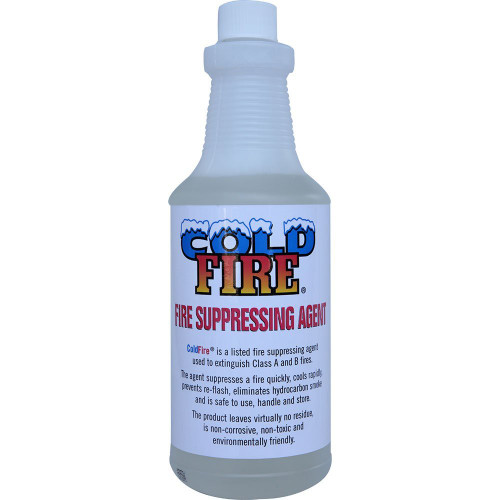 Cold Fire Concentrate 32 oz Fire Extinguisher Refill, CF-30232C