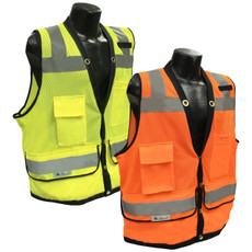 Radians Class 2 Heavy Duty Surveyor Vest, SV59