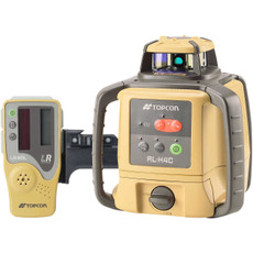 Topcon RL-H4C Self-Leveling Dry Battery Laser Level 313980752