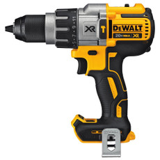 "DeWalt 20-Volt MAX XR Lithium-Ion 1/2"" Cordless Brushless Hammer Drill (Tool Only), DCD996B"