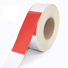 """Conspicuity Reflective Truck Tape: 2"""" x 150' (663RS)"""