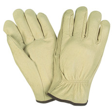 Memphis Pigskin Leather Driver Gloves, Straight Thumb, 3410