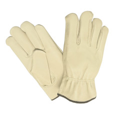 Memphis Pigskin Leather Driver Gloves, Keystone Thumb, 3411