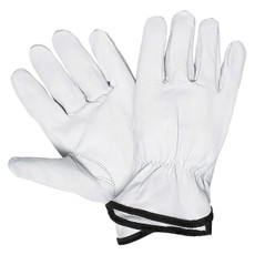 Memphis Goatskin Leather Driver Gloves, Keystone Thumb, 3611