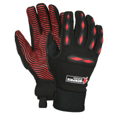 Memphis Multi-Task Gloves, Synthetic Palm w/ Silicone Grip, 908