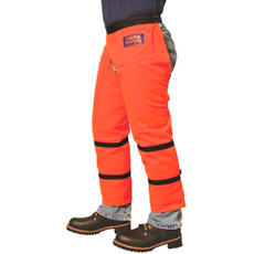 ELVEX ProChaps 91 Series Full Calf Eight-Layer Chain Saw Chaps