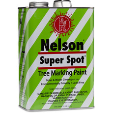 Nelson Super Spot Tree Marking Paint, Gallon