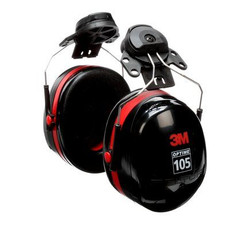 3M Optime 105 - Helmet Attachable Earmuff