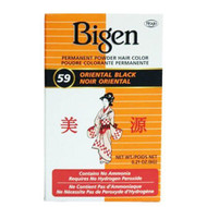 Bigen 59 - Oriental Black (pack of 2)