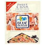 Blue Dragon Sweet & Sour Stir Fry Sauce - 120g - Pack of 2 (120g x 2)