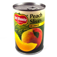 Del Monte Peach Slices in Light Syrup 420g