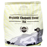 Dhillons Organic - Organic Chapatti Flour - Stone Milled - 5kg
