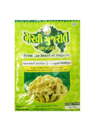Garvi Gujarat - Thick Noodles with Black Pepper (Jamnagari Gathia) - 285g x 3