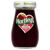 Hartleys Best Raspberry Jam Seedless - 340g