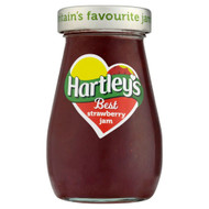 Hartleys Best Strawberry Jam - 340g