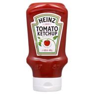 Heinz Tomato Ketchup Topdown - 460g