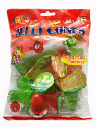 Jolly - Jelly Cones - 380g (20pcs)