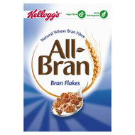 Kellogg's All-Bran Flakes - 500g - Single Pack (500g x 1 Box)