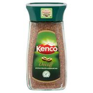 Kenco Freeze Dried Decafinated Coffee - 100g