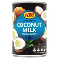 KTC Coconut Milk - 400ml (pack of 12)