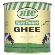 KTC Pure Butter Ghee - 2kg