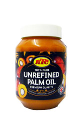KTC Unrefined Palm Oil - 500ml