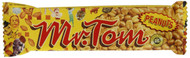 Mr Tom Peanut Bar - 40g each (pack of 36)