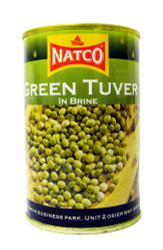 Natco - Green Tuver - 400g (pack of 4)