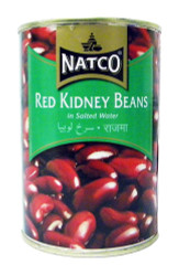 Natco - Red Kidney Beans - 400g (pack of 2)