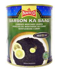 Natco - Sarson Ka Saag - 800g