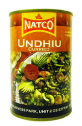 Natco - Undhiu Curry - 450g (pack of 2)