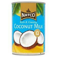 Natco Rich & Creamy Coconut Milk 400ml Pack of 2