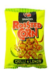 NC Snacks - Chilli & Lemon Roasted Corn - 140g x 2