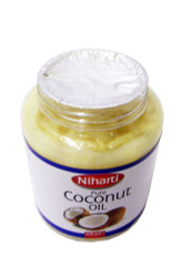 Niharti - Pure Coconut Oil - 500ml
