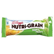 Nutri-Grain Apple Cereal Bar - 37g - Pack of 3 (37g x 3)