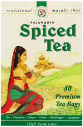 Palanquin Spiced Tea Bags -125g