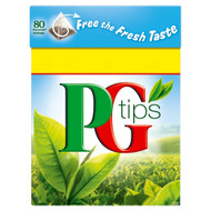 PG Tips Tea Bags - 80's