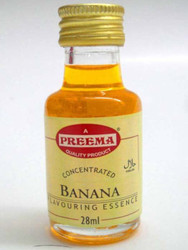 Preema Banana Food Flavouring - 28ml