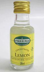 Preema Lemon Flavouring Essence - 28ml