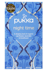 Pukka Tea - Night Time - (Pack of 2) 20g net weight each