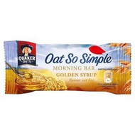 Quaker Golden Syrup Cereal Bar - 35g - Pack of 3 (35g x 3 Bars)