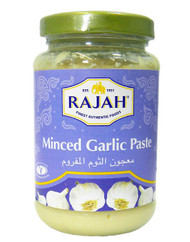 Rajah - Minced Garlic Paste - 210g