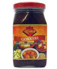 Rishta - Spicy Mango Chutney (gorkeri)
