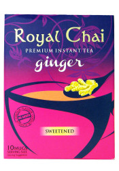 Royal Chai - Premium Instant Tea - Ginger (sweetened) 220g