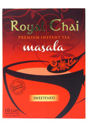 Royal Chai - Premium Instant Tea - Masala (sweetened) 220g