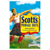 Scotts Oats - 500g - Single Box (500g x 1 Box)