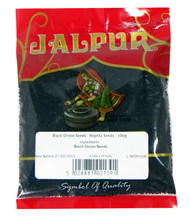 Jalpur Black Onion Seeds - Nigella Seeds - 100g