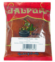 Jalpur Cayenne Ground Powder - 100g